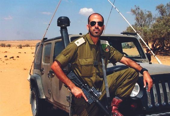 Erklärt Ala Wahib,  arabisch-muslimischer  Major der israelischen Armee
