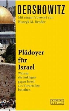 Plädoyer für Israel