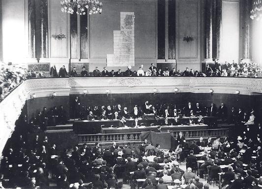 1. Zionistenkongress Basel