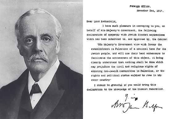 Balfour-Deklaration
