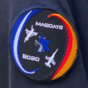 Israel Air Force erstmal über Deutschland