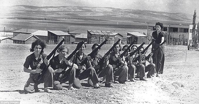 Ausbildung im Kibbuz