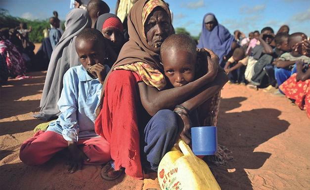 Somalische Flüchtlinge