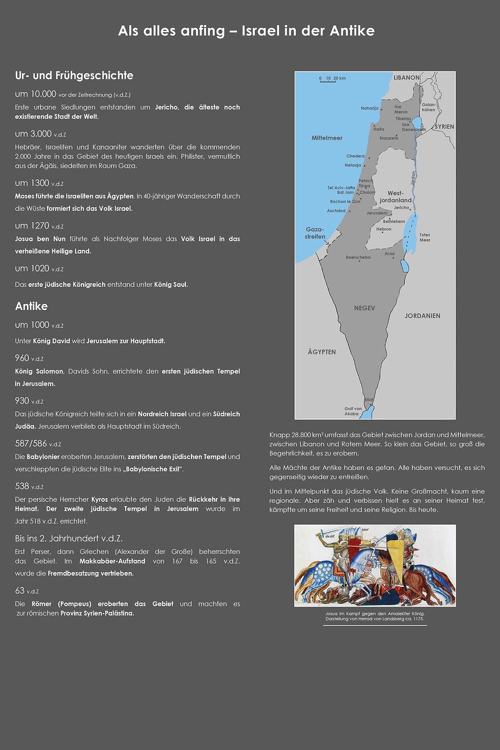 02 Als alles anfing - Israel in der Antike