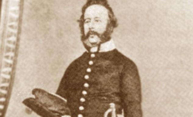 James Finn, britischer Konsul in Jerusalem, 1857.