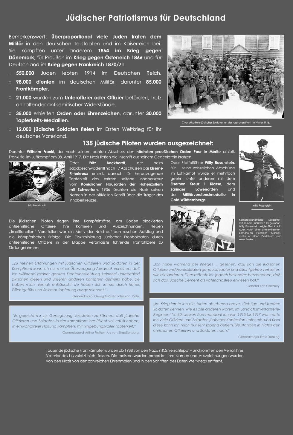 06 Jüdischer Patriotismus für Deutschland