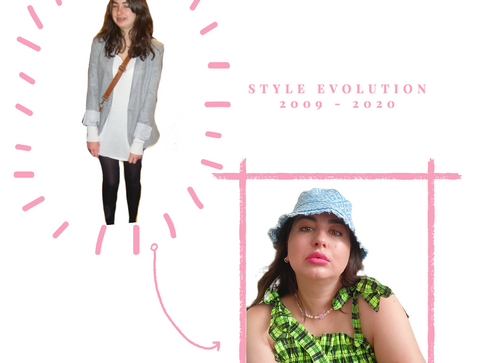 Distancing Diary 006 - My Style Evolution