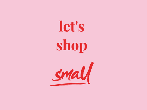 Let's Shop Small Gift Guide - Independent Shops
