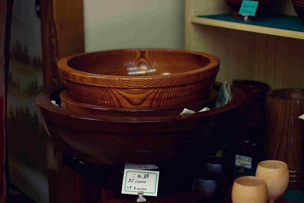 artisanat japonais bois laque box japon