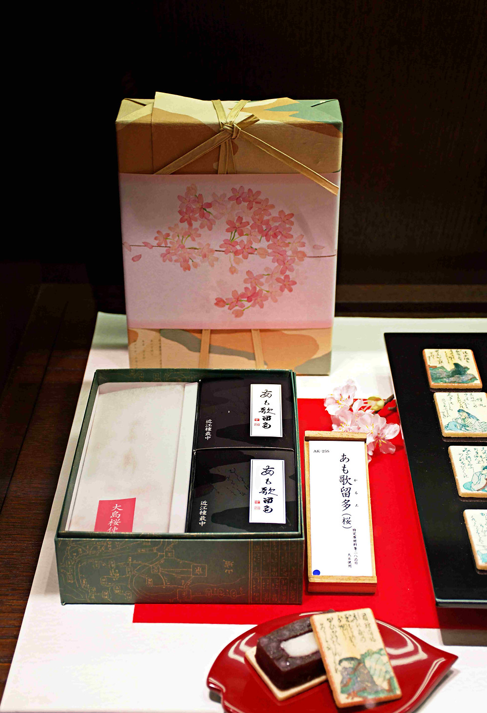 snacks japonais coffret tradition japan snacks box