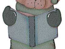 #214 Caroling Bear