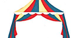 #495 Circus Tent