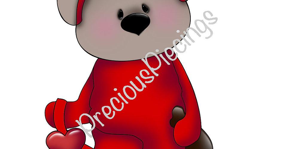 #907 Devil Bear