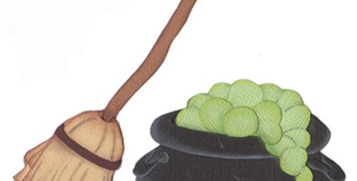 #211 Broom N Brew