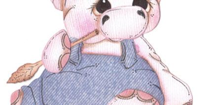 #374 Farmer Pig