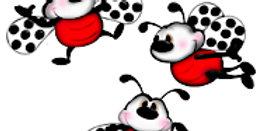 #930 Lady Bugs
