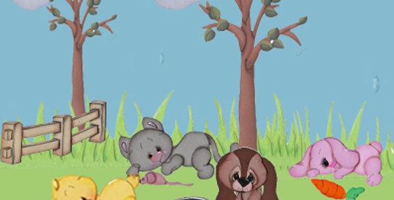 #631 Barnyard Babies