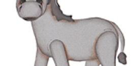 #130 Donkey