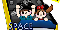 #1005 Space Mountain