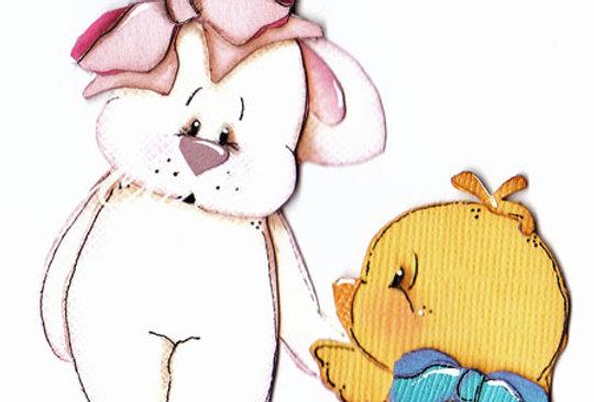 #609 Together on Easter