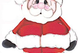 #250 Chubby Santa