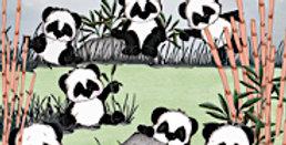 #735 Perfectly Panda