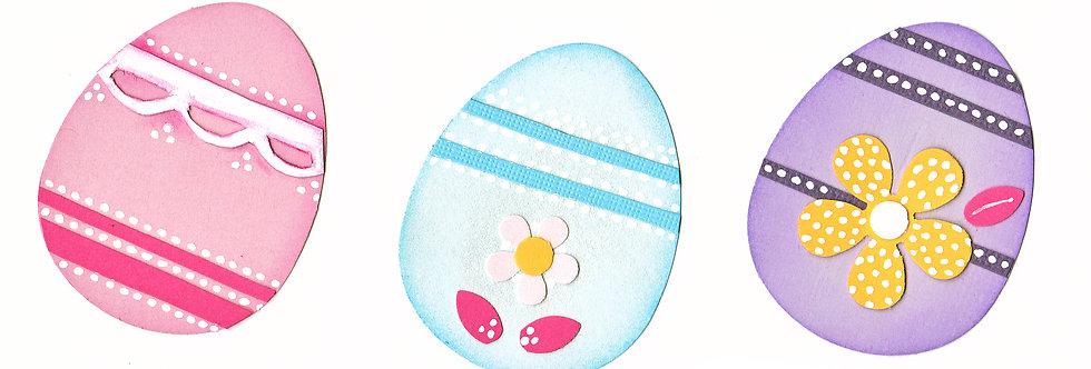 #766 Easter Eggs