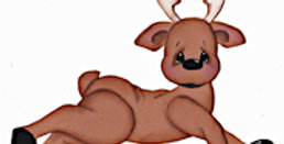#569 Flying Reindeer