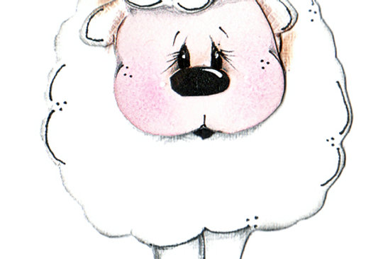 #706 Little Lamb