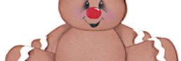 #294 ginger Bread Baby