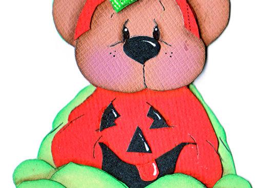 #701 Pumpkin Bear