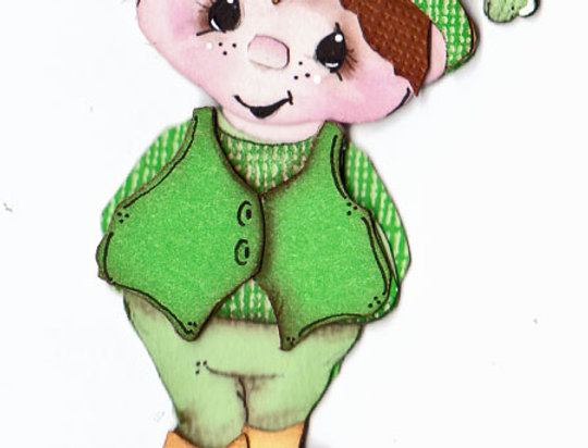 #606 Little Leprechaun