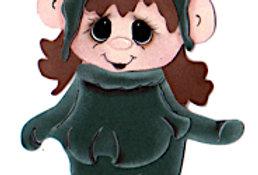 #868 Elf Girl