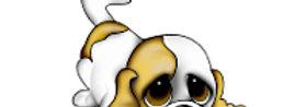 #1064 Puppy Tails
