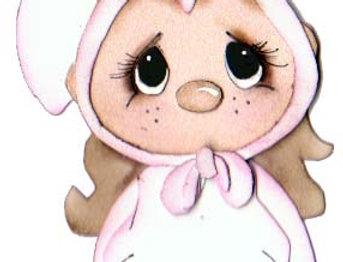 #842 Bunny Costume