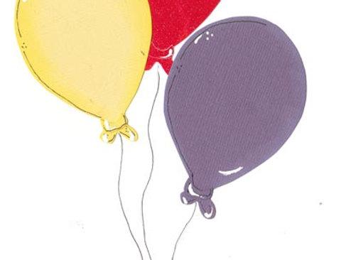 #352 Balloons
