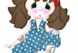 #486 Booboo Girl