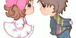 #759 Kids Kiss