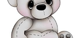 #1002 Soft Teddy