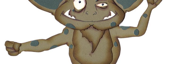 #646 Ugly Monster
