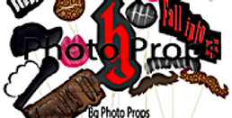 #894 BG Photo Props
