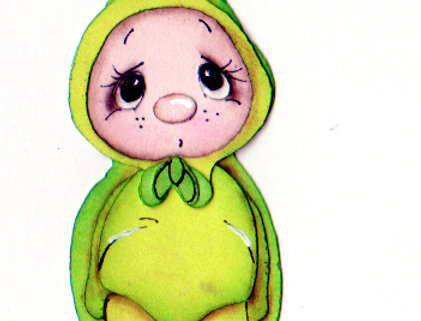 #853 Sweet Pea
