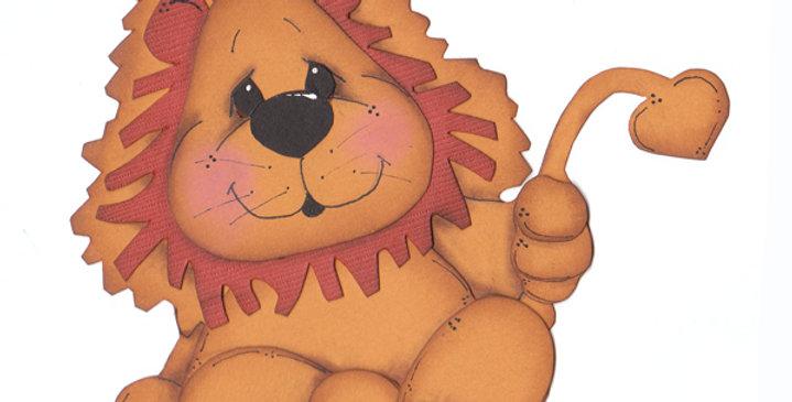 #312 Jungle Baby Lion