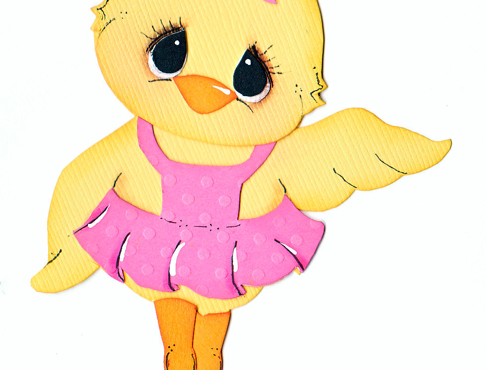 #777 Scrap Chick
