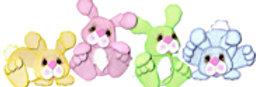 #60 Easter Bunnies