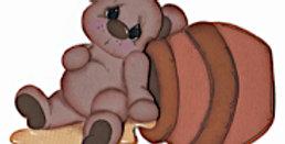 #592 My Honey Bear