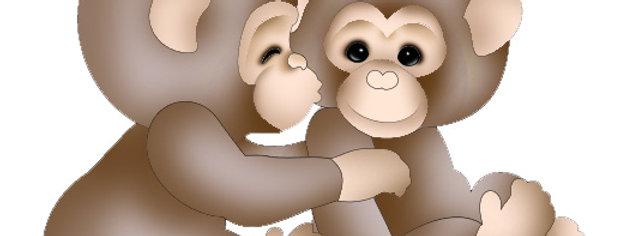 #929 Kiss Monkey