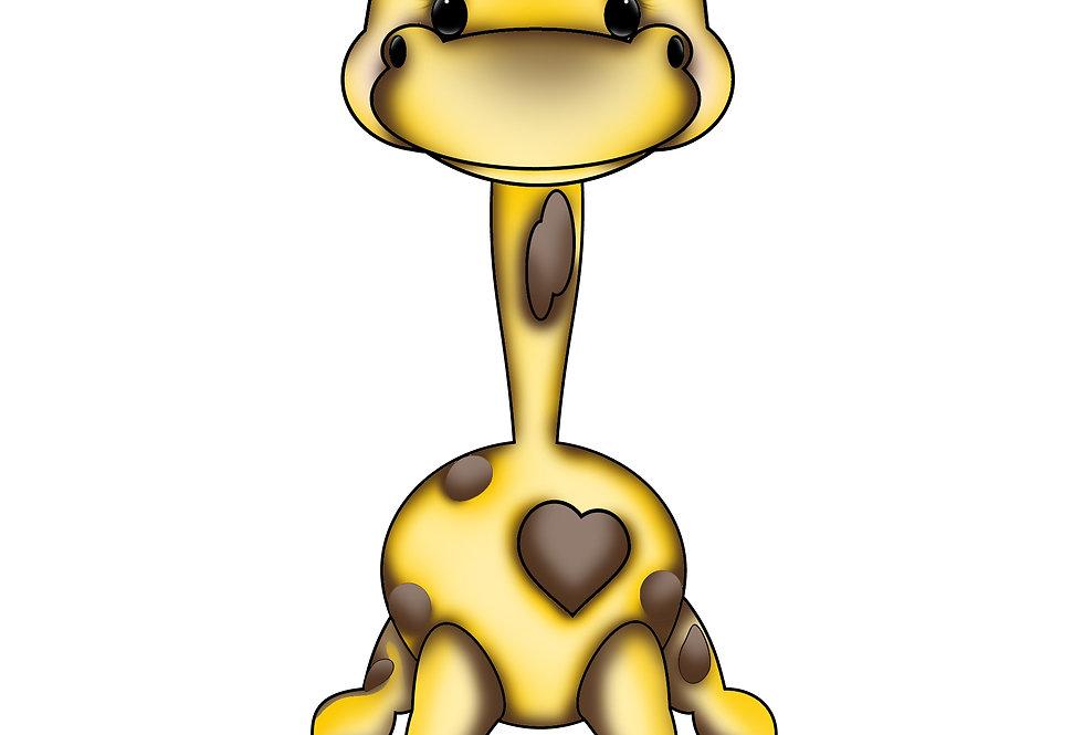 #1069 Giraffe