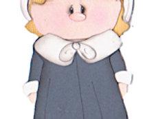 #862 Pilgrim Girl