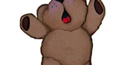 #512 Tired Teddy